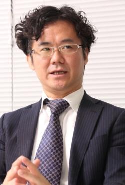 シャノンの中村健一郎代表取締役 最高経営責任者