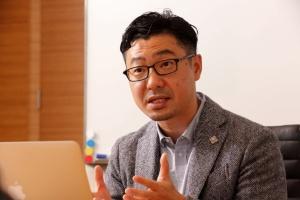 アドビシステムズ デジタルマーケティング プロダクトマネジメント部門製品統括責任者 - JAPAC市場の上原正太郎氏