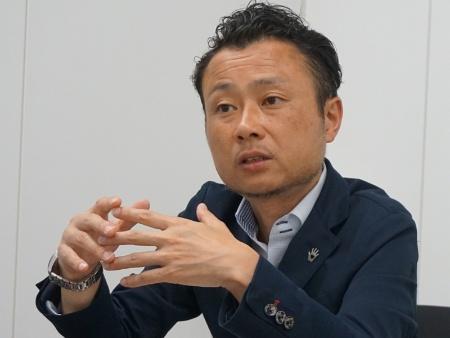 リアライズ代表取締役社長の大西 浩史氏