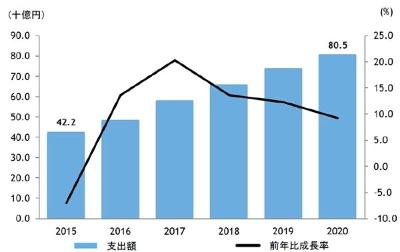 国内コンバージドシステム市場予測(2015年~2020年)