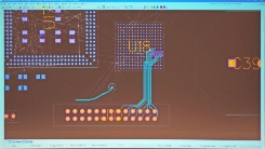 図2 新モジュール「Solid Edge PCB Design」の画面