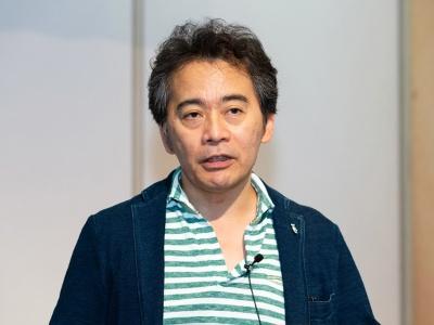 デンソー MaaS開発部部長 兼 デジタルイノベーション室室長 成迫 剛志氏(撮影:海老名 進)
