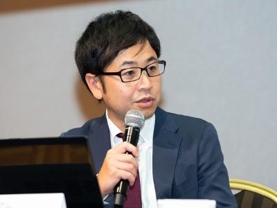 データスタジアム 執行役員 斉藤 浩司 氏(撮影:海老名 進)