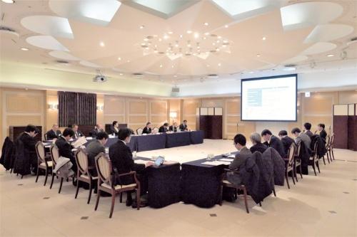 16団体が参加した政令市・中核市CIO分科会の様子