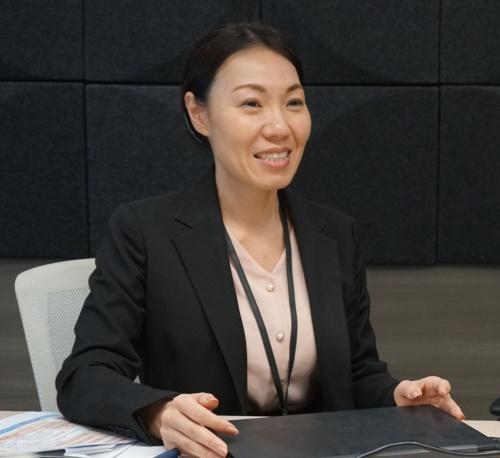 近藤寛子ビジネス・ディベロップメント・マネージャー